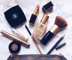 makeup, chanel, and beauty image