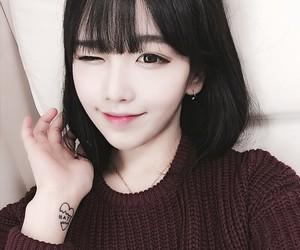 ulzzang, asian, and asian girl image
