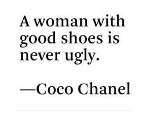 girl, quote, and shoes image