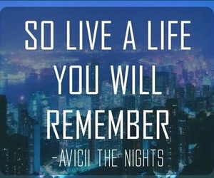 avicii and the nights image