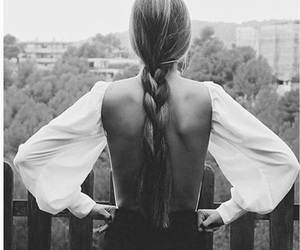 back, fashion, and beauty image
