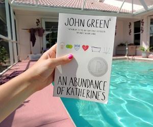 book, john green, and photography image