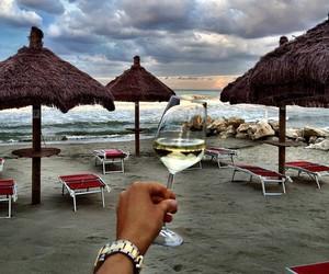 girl, beach, and luxury image