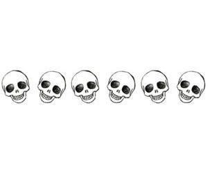 skull and Halloween image