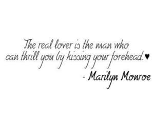 love, quote, and Marilyn Monroe image