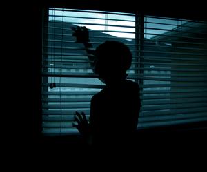 grunge and window image