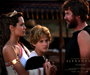alexander and film image