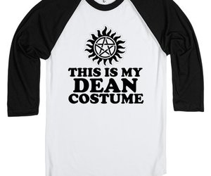 costume, dean, and funny image