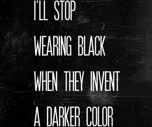 black, quotes, and color image