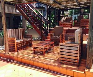 craft, criativo, and outdoor furniture image