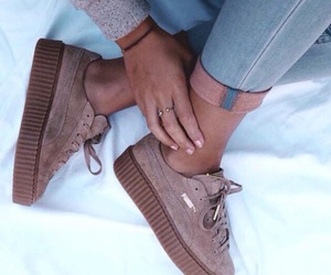 creepers, fashion, and puma creepers image