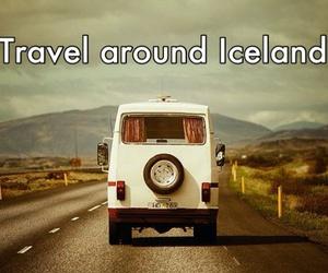 adventure, beautiful, and car image