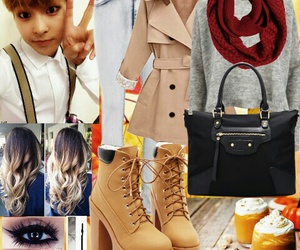 autumn, exo, and outfits image