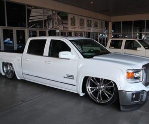 custom, white, and sierra image