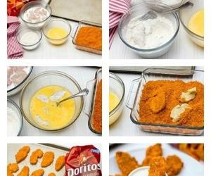 food, diy, and doritos image