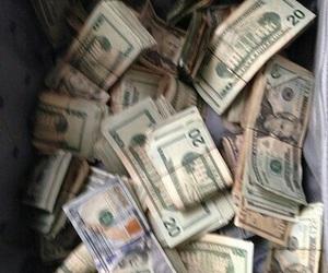 money, grunge, and aesthetic image