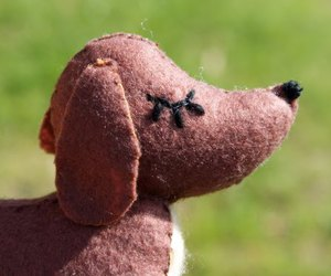 dachshund, kawaii, and plush image