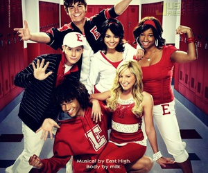 high school musical and wildcats image