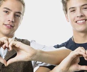 brothers, zack and cody, and cole sprose image