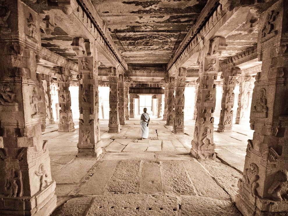 India Picture – Hindu Temple Photo - National Geographic