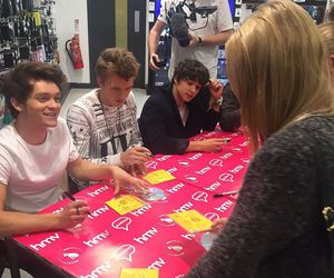 wake up, the vamps, and tristan evans image