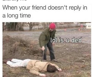 friend and funny image
