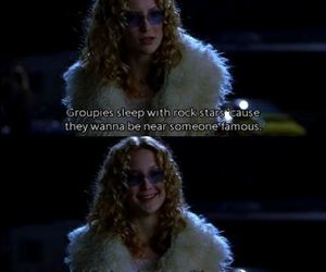 almost famous, band aid, and groupies image