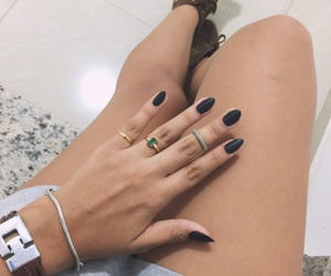 anel, media, and nails image