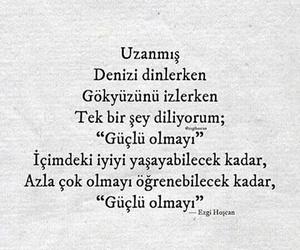 turkce, gokyuzu, and sözler image