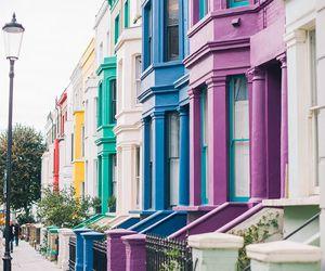 london, Notting Hill, and uk image