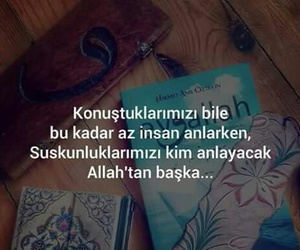 allah, turkce, and sözler image