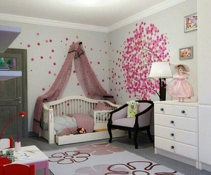 and, decor, and baby image