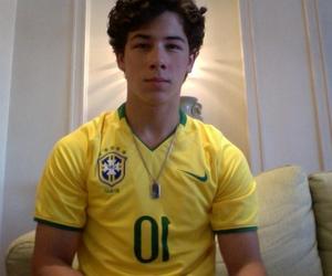 brasil and nick jonas image