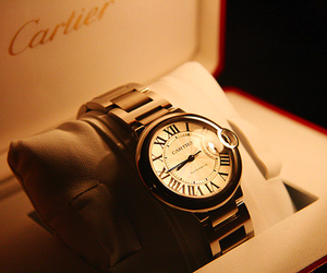 cartier, watch, and fashion image