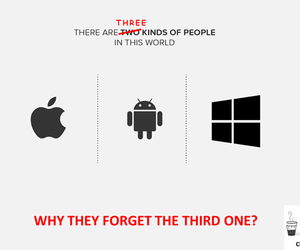 android, apple, and kinds image