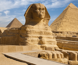 egypt and sphinx image