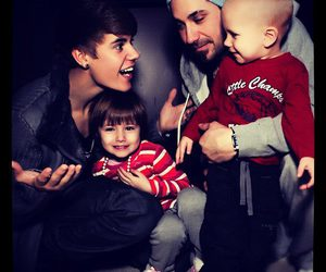 justin bieber, family, and justin image