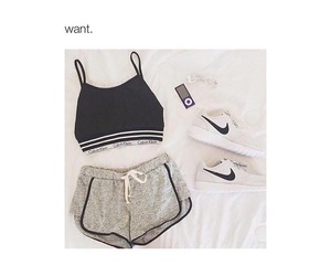 nike, outfit, and want image