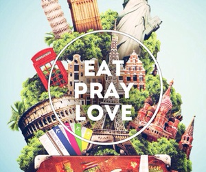 travel and eatpraylove image