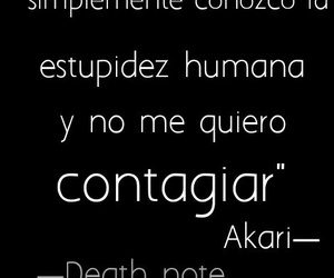 anime, note, and frases image