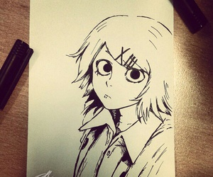 anime, draw, and fan art image
