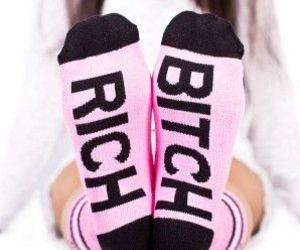 girly, pink, and socks image