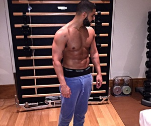 Drake, abs, and drizzy image