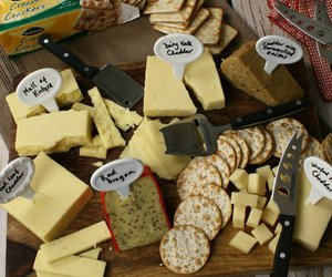 cheese and cheddar image