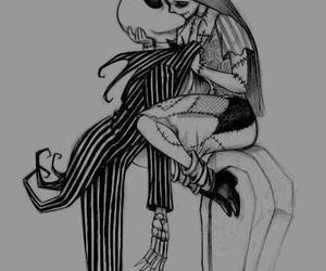 kiss, jack, and sally image