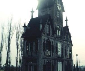 house, black, and dark image