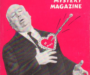 vintage, heart, and Hitchcock image