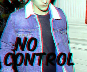 four, no control, and louis tomlinson image