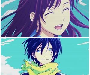 yato, anime, and hiyori image