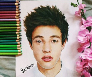 cameron dallas artwork image